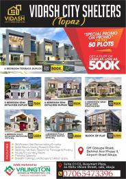 4 bedroom Residential Land Land for sale Behind ACO Estate Phase 2, Close to Rock City Estate Lugbe Abuja