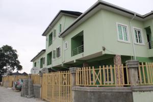 4 bedroom House for rent Farmvilla Estate By Sangotedo Ajah Ibeju-Lekki Lagos