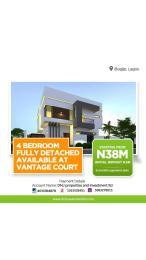 4 bedroom Detached Bungalow House for sale Bogije Sangotedo Lagos