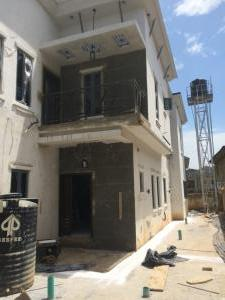4 bedroom Detached Duplex House for sale oshorun behind channels  Isheri North Ojodu Lagos