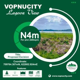 Residential Land for sale 5min From Dangote Refinery Free Trade Zone Ibeju-Lekki Lagos