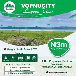 Residential Land Land for sale 5min From Dangote Refinery Free Trade Zone Ibeju-Lekki Lagos
