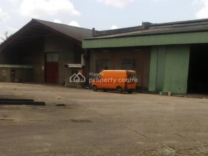 Warehouse Commercial Property for sale Ilupeju Bypass, Ilupeju Lagos