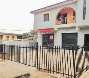 Office Space Commercial Property for sale OKE IJEBU ROAD,AGBOGBO ROUND-A-ABOUT Akure Ondo