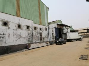 Warehouse Commercial Property for rent Isolo industrial area Isolo Lagos