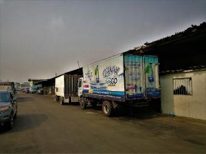 Warehouse Commercial Property for rent Along Oshodi Apapa Express road Oshodi Expressway Oshodi Lagos