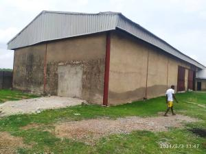 Factory Commercial Property for sale Off building materials market road Dei-Dei Abuja