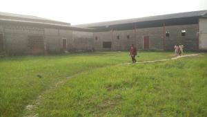 Warehouse Commercial Property for sale Afromedia bus stop by Lasu Okokomaiko Ojo Lagos