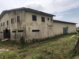Warehouse Commercial Property for sale directly facing Lekki-Epe Expressway, Awoyaya Ajah Lagos