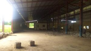 Warehouse Commercial Property for sale CRIN Idi Ayunre after Podo area ibadan a Ibadan Oyo