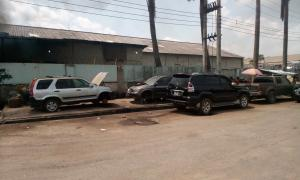 Warehouse Commercial Property for rent off oba akran road Oba Akran Ikeja Lagos