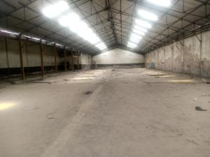 Warehouse Commercial Property for rent Off jimoh odutola street Eric moore Surulere Lagos