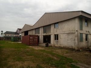 Warehouse Commercial Property for sale Bankole Town Ibeju-Lekki Lagos