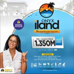 Residential Land Land for sale Onyx Iland, Aparagi Elerangbe Arapagi Oloko Ibeju-Lekki Lagos