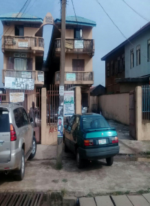 Shop in a Mall Commercial Property for sale - Akure Ondo