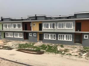 3 bedroom Terraced Duplex House for sale Oribanwa After Awoyaya By Davitect Filing Station Lekki Ajah. Awoyaya Ajah Lagos