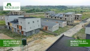 4 bedroom Detached Duplex House for sale Oribanwa Ibeju-Lekki Lagos