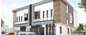 3 bedroom Semi Detached Duplex House for sale 3 Bedroom Semi Detached Duplex With A Bq In Meridian Boulevard Estate Okun Ajah Ajah Lagos
