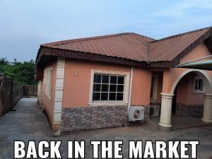 4 bedroom Detached Bungalow for sale Abese Elebu Ibadan Oyo