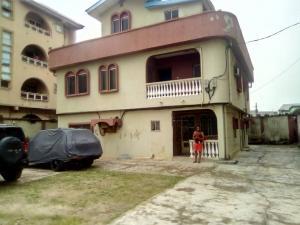 3 bedroom Blocks of Flats House for sale Avenue Ago palace Okota Lagos