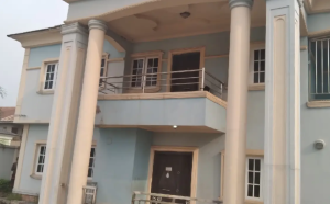 5 bedroom Detached Duplex House for sale Benin city, Off Benin-sapele road Oredo Edo