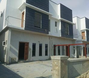 5 bedroom Semi Detached Duplex House for sale After Chevron Toll gate Ikota Lekki Lagos