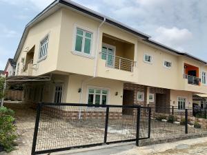 4 bedroom Semi Detached Duplex House for rent Paradise 3 Estate, Chevron Drive chevron Lekki Lagos
