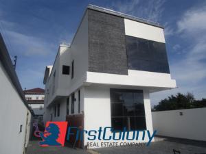 4 bedroom Semi Detached Duplex House for sale Residential Zone  Banana Island Ikoyi Lagos