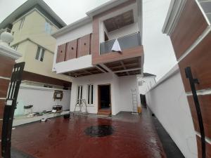 4 bedroom Detached Duplex House for sale Cluster  one estate lekki Ikota Lekki Lagos