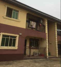 2 bedroom Blocks of Flats House for sale off olowo nla bus stop, lasu Igando Ikotun/Igando Lagos