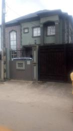 3 bedroom Blocks of Flats House for rent Opposite excellent hotel  Ogba Industrial Ogba Lagos