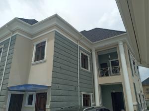 5 bedroom Detached Duplex House for sale Jahi Through Navy Quarter, Tarred Road Jahi Abuja