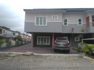 4 bedroom Semi Detached Duplex House for rent PARADISE ESTATE, CHEVRON ROAD, LEKKI, LAGOS. chevron Lekki Lagos