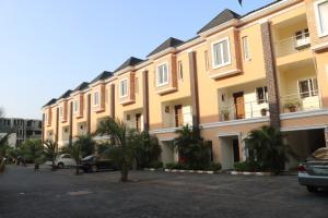 4 bedroom Terraced Duplex House for sale Canal West Estate Osapa london Lekki Lagos