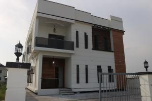 4 bedroom Detached Duplex House for sale Lafiaji Lekki Phase 2 Lekki Lagos