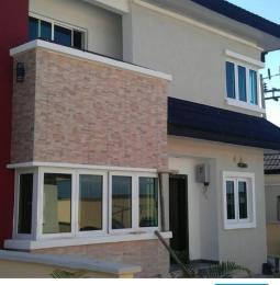 4 bedroom Semi Detached Duplex House for sale Alpha Beach Road chevron Lekki Lagos