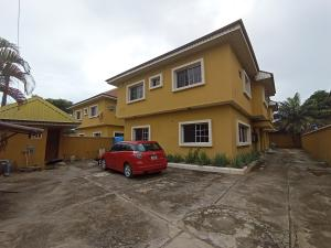 4 bedroom Terraced Duplex House for rent Familoni Igbo-efon Lekki Lagos