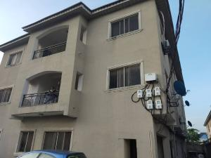 3 bedroom Blocks of Flats House for sale Wauwa street off community road.Ago palace way. Community road Okota Lagos