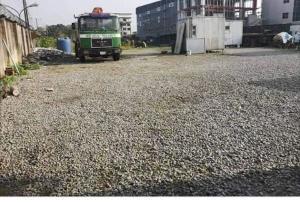 Commercial Land for sale Directly Facing Lekki Epe Expressway, Opposite Fara Park Estate, Sangotedo Ajah Lagos