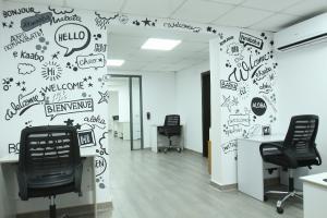 Desk Co working space for rent 2a Louis Solomon Close, Vi Ahmadu Bello Way Victoria Island Lagos