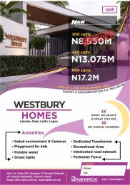 Residential Land Land for sale Beechwood estate, Bogije, ibeju-lekki, Lagos State. Bogije Sangotedo Lagos