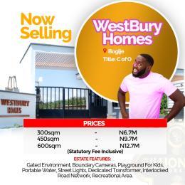 Mixed   Use Land Land for sale Bogiji Lekki Epe Expressway ajah lagos Alatise Ibeju-Lekki Lagos