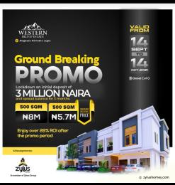 Mixed   Use Land for sale Ikola Alimosho Lagos