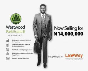 Land for sale Sangotedo Sangotedo Lagos