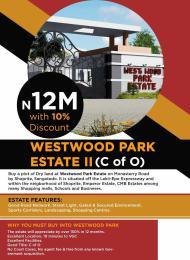 Land for sale behind Novare mall, Lekki (shoprite) on Monastery Road, Sangotedo, Ajah Sangotedo Lagos