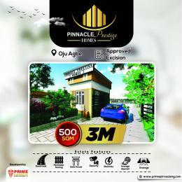 Residential Land for sale Oju Agbe, Ibeju Community, 5mins Drive From Eleko Junction Eleko Ibeju-Lekki Lagos