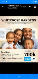 Mixed   Use Land Land for sale White Rose Gardens Eleranigbe Ibeju-Lekki Lagos