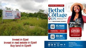 Residential Land Land for sale Behind lagos state model college Igbonla Epe ,  Epe Road Epe Lagos