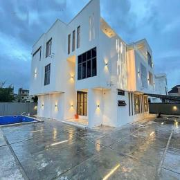 5 bedroom Detached Duplex House for sale OSAPA BESIDE PINNOCK BEACH ESTATE. Osapa london Lekki Lagos