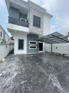 5 bedroom Detached Duplex for rent Chevy View Estate chevron Lekki Lagos